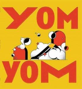 Image of Rabo & Snob - Yom Yom EP