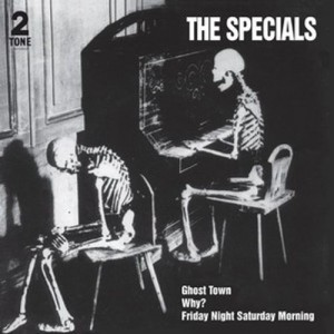 The Specials - Ghost Town - 40th Anniversary Half Speed Master