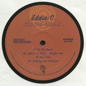 Image of Eddie C - For The People EP