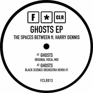 Image of The Spaces Between Feat. Harry Dennis - Ghosts EP