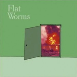 Image of Flat Worms - The Guest / Circle