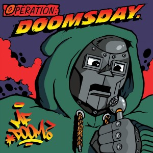MF Doom - Operation: Doomsday (Original Cover)