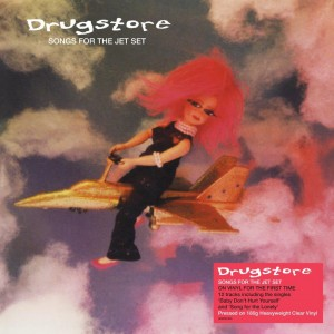 Image of Drugstore - Songs For The Jet