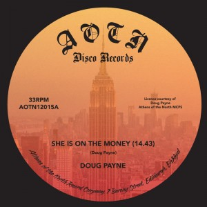 Image of Doug Payne - She's On Money