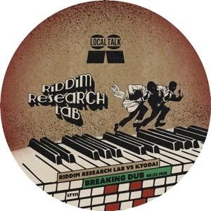 Riddim Research Lab - Breaking Dub