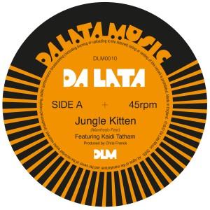 Image of Da Lata - Jungle Kitten / Asking Eyes