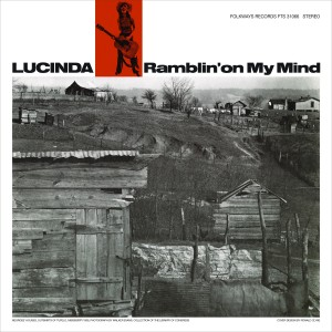 Lucinda Williams - Ramblin' On My Mind
