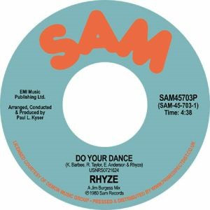 Image of Rhyze - Do Your Dance / Free