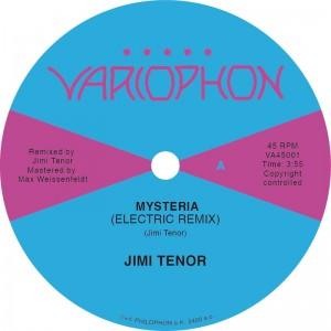 Image of Jimi Tenor - Mysteria (Electric Remix)