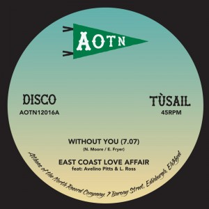 Image of East Coast Love Affair & Mary Love Comer - Without You