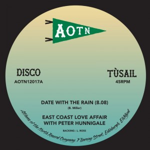 Image of East Coast Love Affair - Date With The Rain (feat. Peter Hunningale & L. Ross)
