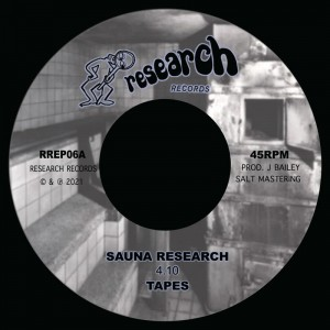 Tapes - Sauna Research