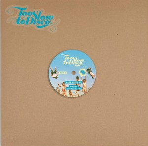 Image of LUXXURY - Too Slow To Disco Edits 06