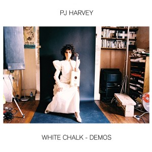 Image of PJ Harvey - White Chalk - Demos