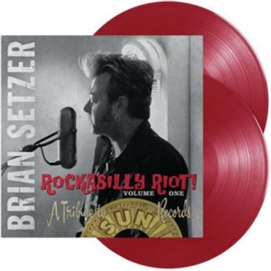 Image of Brian Setzer - Rockabilly Riot! Volume One - A Tribute To Sun Records