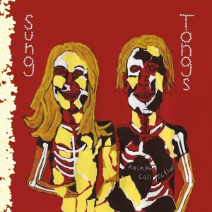 Image of Animal Collective - Sung Tongs - 2021 Reissue