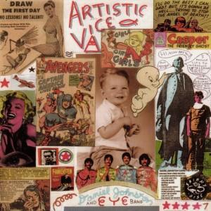 Image of Daniel Johnston - Artistic Vice / 1990