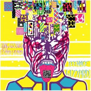Image of King Gizzard & The Lizard Wizard - Teenage Gizzard (Fuzz Club Official Bootleg)