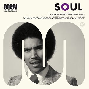 Image of Various Artists - Soul Men - Groovy Anthems By The Kings Of Soul