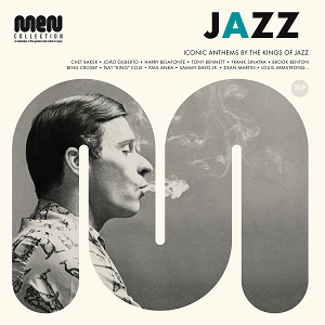 Image of Various Artists - Jazz Men - Iconic Anthems By The Kings Of Jazz