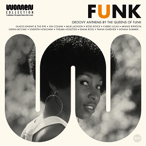 Image of Various Artists - Funk Women - Groovy Anthems By The Queens Of Funk