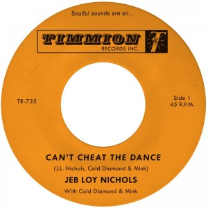 Jeb Loy Nichols - Can't Cheat The Dance