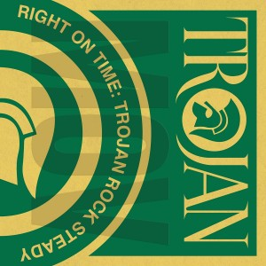Image of Various Artists - Right On Time - Trojan Rock Steady