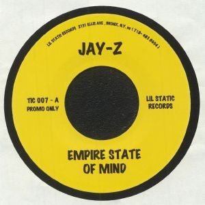 Image of Jay Z - Empire State Of Mind / 99 Problems