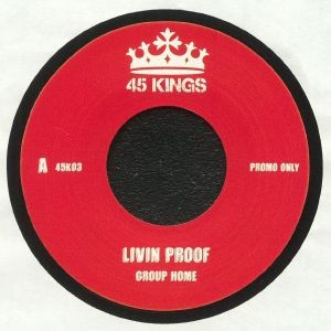 Image of Group Home - Livin Proof