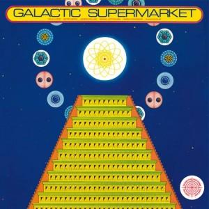 Image of Cosmic Jokers - Galactic Supermarket