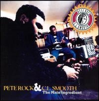 Pete Rock & CL Smooth - The Main Ingredient - Reissue