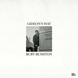 Ruby Rushton - Gideon's Way