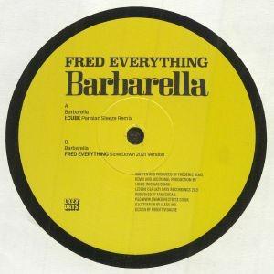 Fred Everything - Barbarella - Inc.