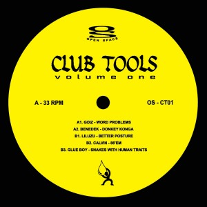 Various Artists - Open Space Club Tools Volume 1