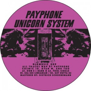 Image of Payphone - Unicorn System