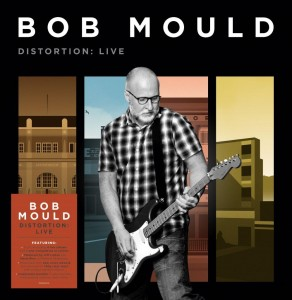 Bob Mould - Distortion Live - INDIES EXCLUSIVE SIGNED EDITION