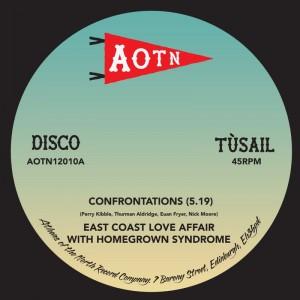 Image of East Coast Love Affair - Confrontations