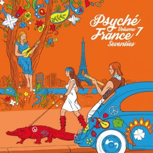 Various Artists - Psyché France, Vol. 7 (RSD21 EDITION)