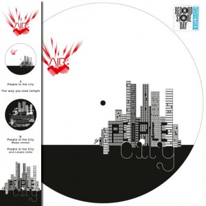 Air - People In The City (RSD21 EDITION)