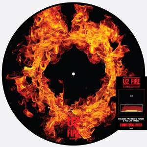 U2 - Fire (40th Anniversary Edition) (RSD21 EDITION)