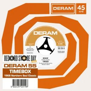 Timebox - Beggin' B/w Girl Don't Make Me Wait (RSD21 EDITION)