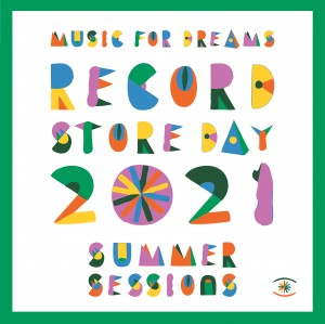 Image of Various Artists - Music For Dreams Summer Sessions 2021 LP (RSD21 EDITION)