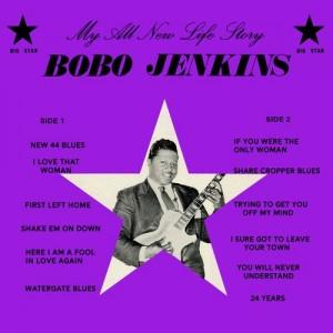 Image of Bobo Jenkins - My All New Life Story (RSD21 EDITION)