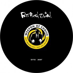 Image of Fatboy Slim - Weapon Of Choice - 20th Anniversary (RSD21 EDITION)