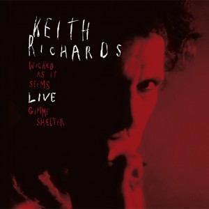 Image of Keith Richards - Wicked As It Seems/Gimme Shelter (live) (RSD21 EDITION)