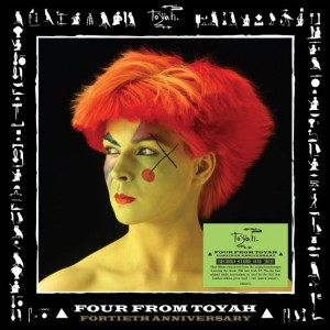 Image of Toyah - Four From Toyah (40th Anniversary) (RSD21 EDITION)