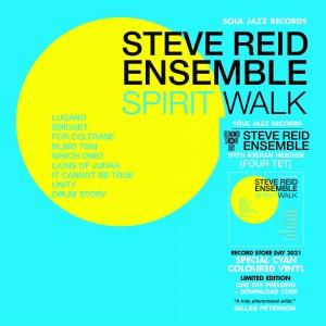 Image of Steve Reid Ensemble (featuring Kieran Hebden) - Spirit Walk (RSD21 EDITION)