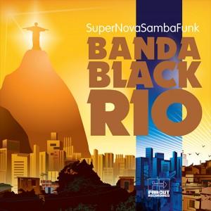 Banda Black Rio - Super Nova Samba Funk (RSD21 EDITION)