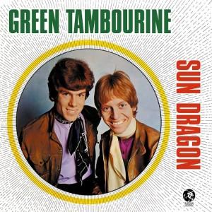 Image of Sun Dragon - Green Tambourine (RSD21 EDITION)