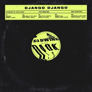 Image of Django Django - The Glowing In The Dark Remixes (RSD21 EDITION)